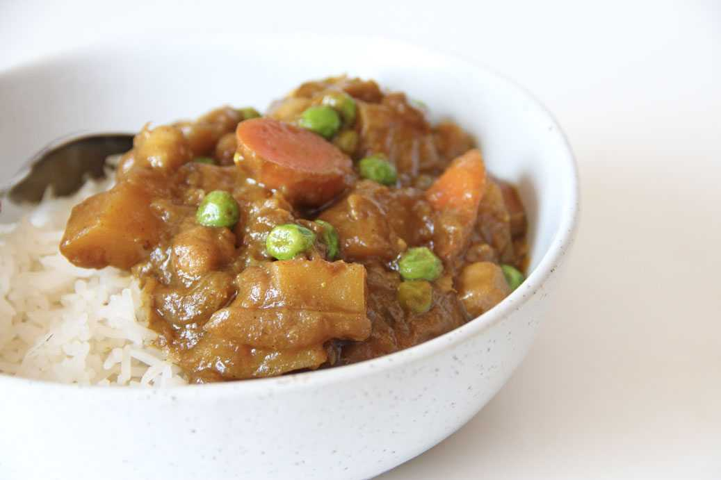 Vegan Japanese Curry From Scratch East Meets Kitchen